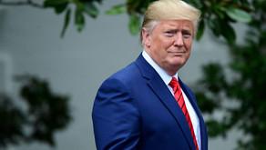 Trump Bedreigd
