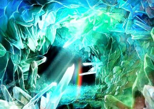 """Droombewustzijn en de 8ste activatie:                 """"De Kristaldroom"""""""