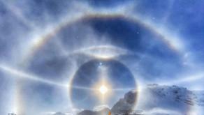 De Grote (Galactische) Vergadering 2020: Corona Disclosure      Oefening met het zonlicht