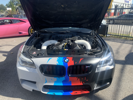 bmw f10 project gamma intakes