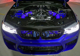 bmw f90 project gamma intakes