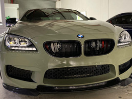 bmw f12 project gamma intakes