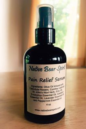 Pain Relief Serum