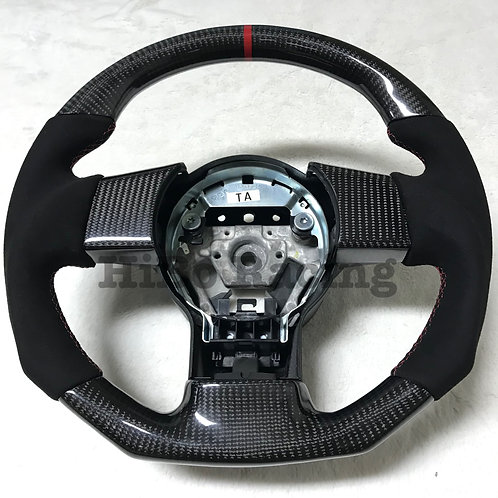 NISSAN 350Z  CUSTOM STEERING WHEELS CARBON FIBER