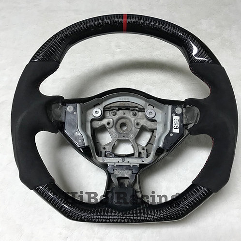 NISSAN 370Z (2009+) CUSTOM STEERING WHEELS CARBON FIBER