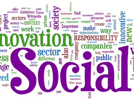 Cultivating Innovation to Solve Social Problems Means Leveraging Current Resources