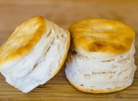 Vegan Southern Buttermilk Biscuits
