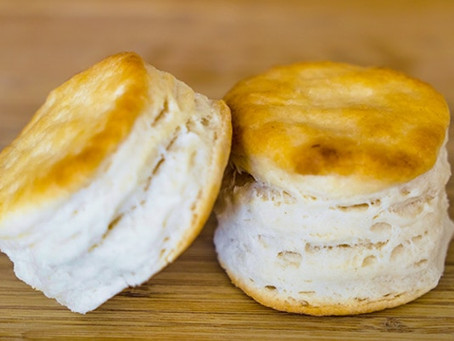 Vegan Southern Buttermilk Biscuits