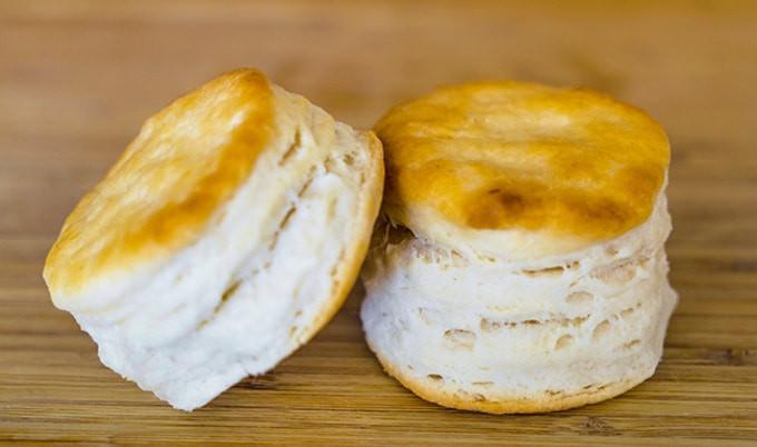 Chef Cynthia Vegan Buttermilk Biscuits