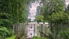 Kanutouren & Hochwasser