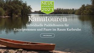NEU: Angebot Kanutouren