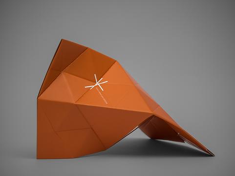 structural packaging talc design studio