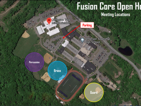 Fusion Core 15th Annual Open House