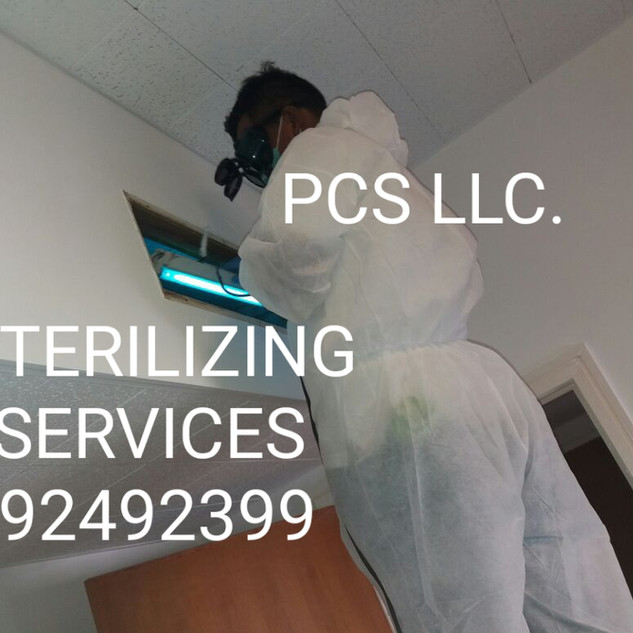 Sterilizing and Disinfecting