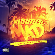 Cap Slaps Summer Mad Music Cover