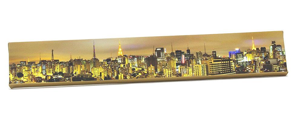 Quadro - Skyline Paulista Lado Norte cor