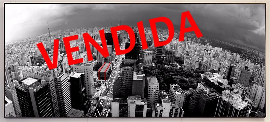 Masp Avenida Paulista aérea