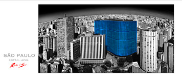 Copan em Azul - R$ 90,00