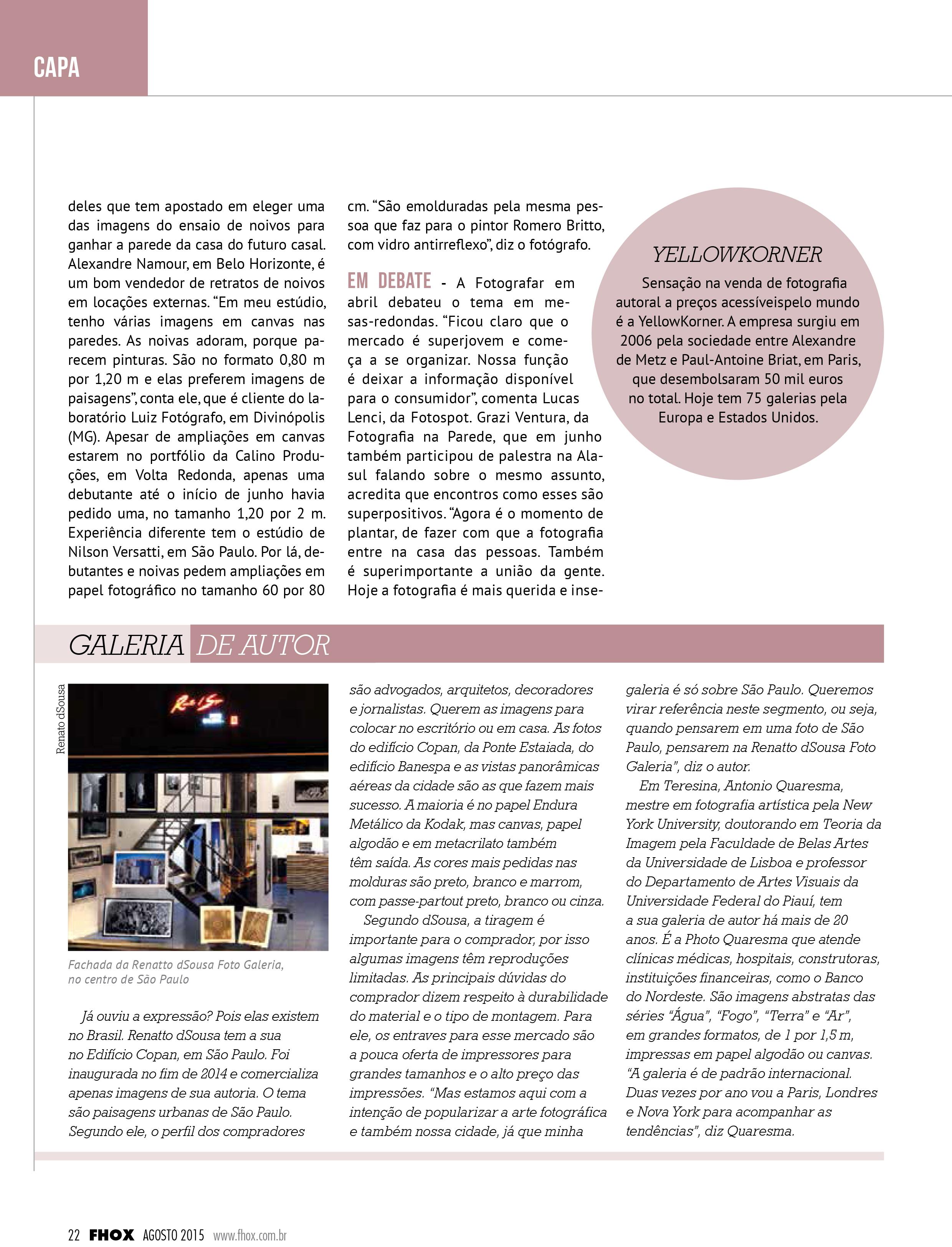 Revista Fhox - página 3