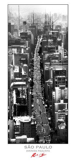Pôster Avenida Paulista PB