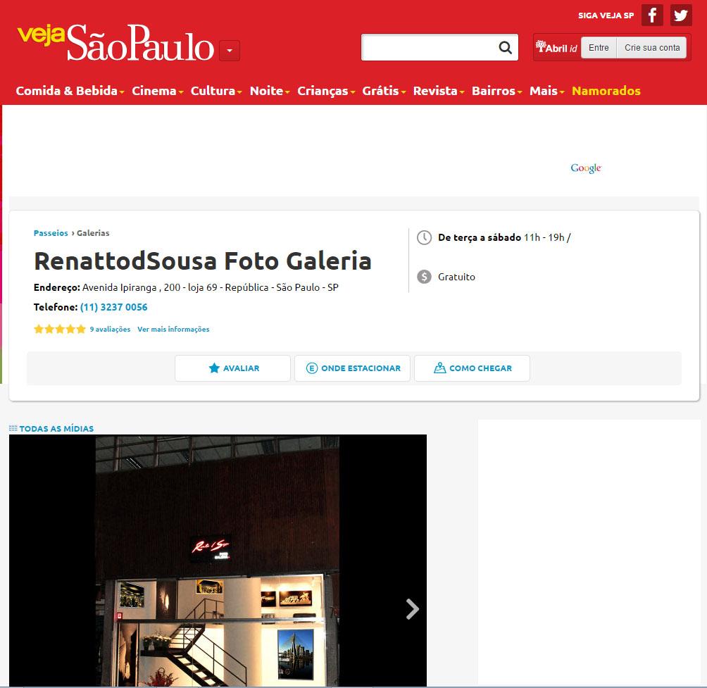 Guia Veja São Paulo