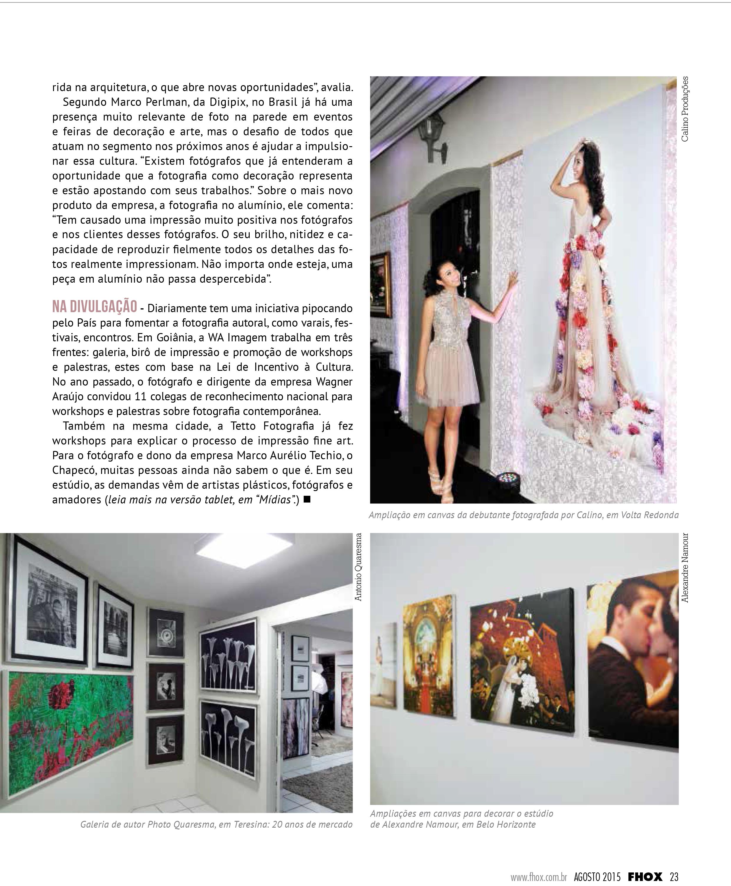 Revista Fhox - página 4