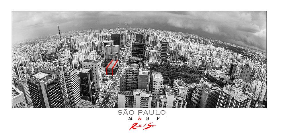 Pôster - Masp Av. Paulista
