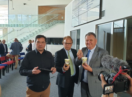 NZ Bio Forestry Launch a success!