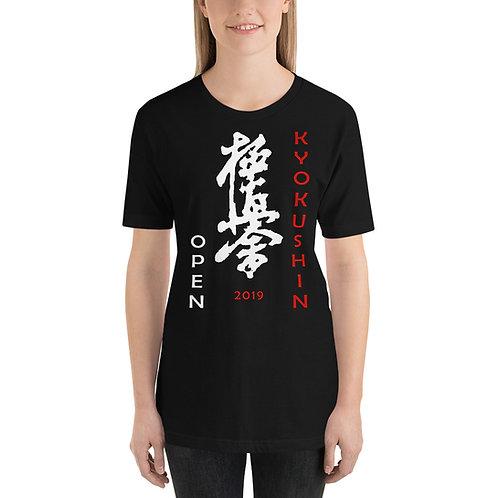 Tournament Unisex T-Shirt | Black