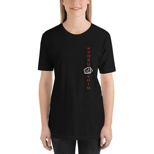 Kyokushin Unisex T-Shirt D7 | Dark