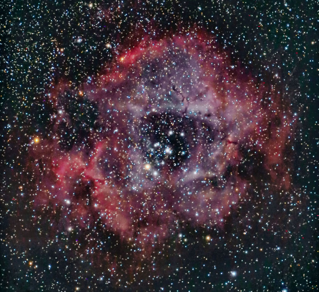 NGC2237_12x25sec_Veloce20_AlessandroDimai