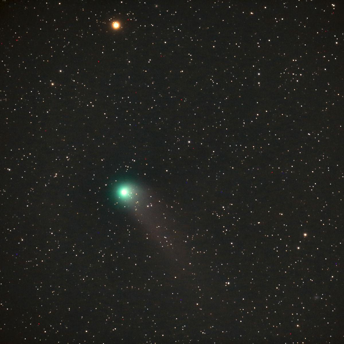 la cometa Catalina C2013US10