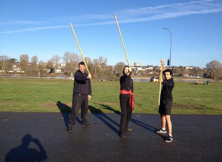 Venez pratiquer avec nous le Tahtib, le seul art martial inscrit à l'UNESCO