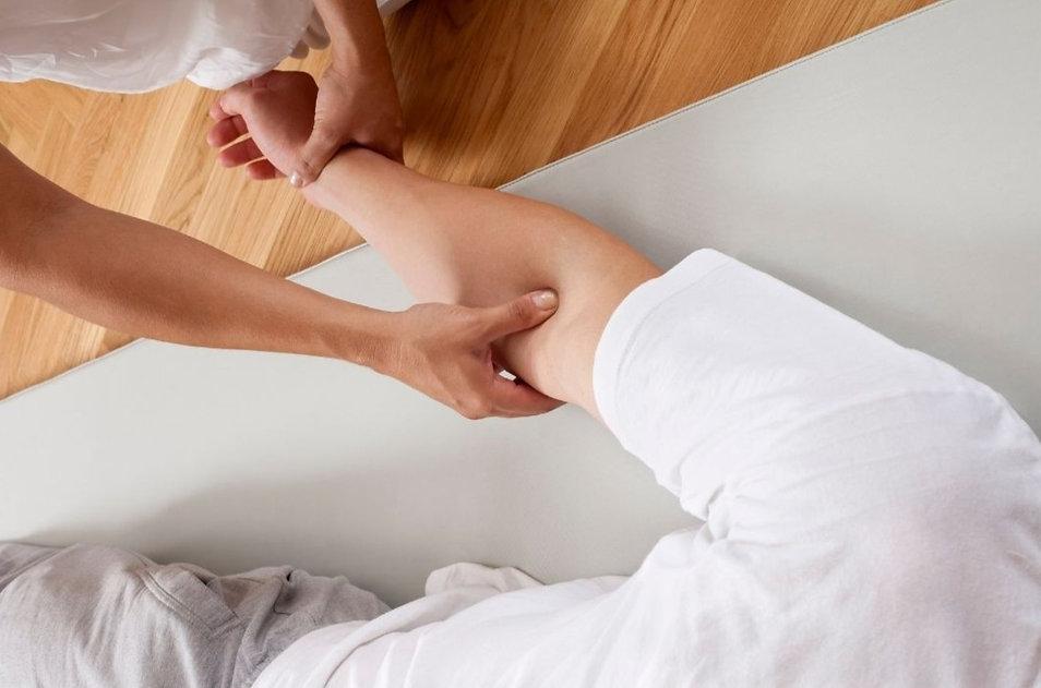 Formation Acupuncture sans aiguilles digitopuncture du Pôle de Thérapeutes.