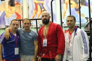 Suivi des Sportifs au Pôle de Thérapeutes: Gaëtan Obel aux Championnats du Monde