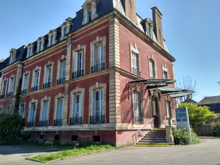 La première Ecole d'Acupuncture de Normandie est au Centre de Formation du Pôle de Thérapeutes.