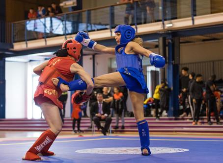 Championnat de Normandie de Kung Fu et formations auriculothérapie et TMOA