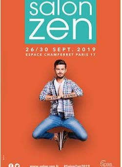 Salon ZEN à Paris, l'Ecole d'Acupuncture du Pôle de Thérapeutes y sera !