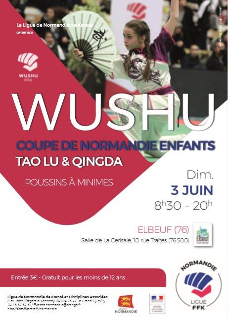 Le Pôle de Thérapeutes, partenaire de la Fédération Normande de Wushu (Kunfu), sera présent avec l'équipe pour s'oocuper des compétiteurs lors de la Coupe de Normandie Enfants 2018 à Elbeuf sur Seine