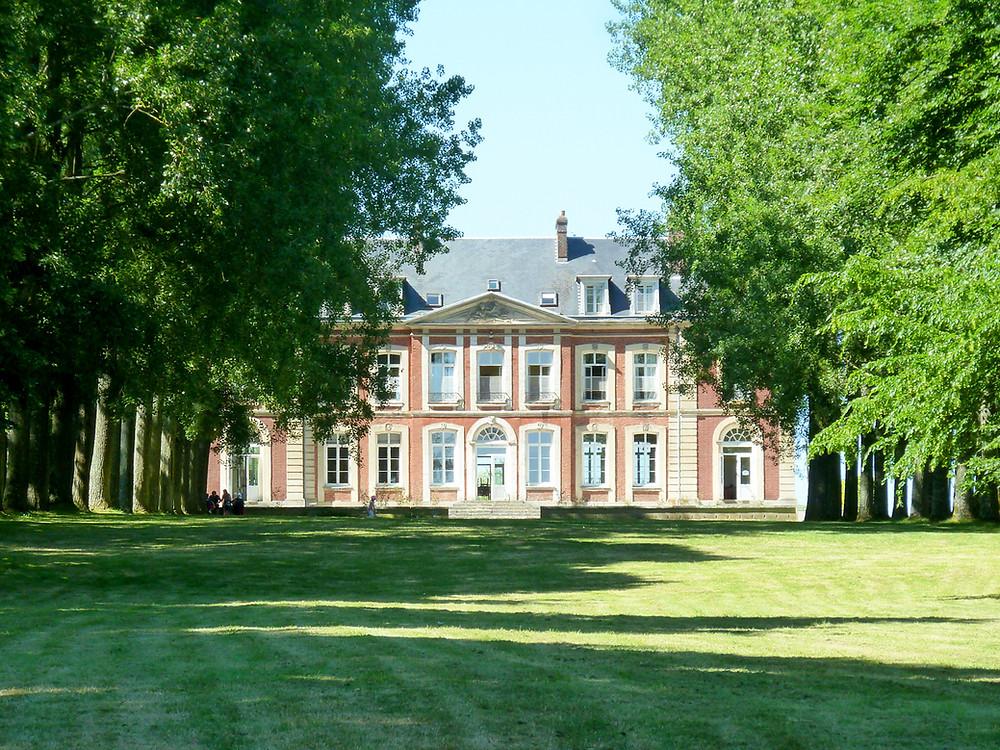 Château du Bosc Féré, lieu de la formation Moxibustion Japonaise du 7 - 8 juillet 2021 organisée par le Pôle de Thérapeutes.