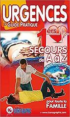 Livre Premiers Secours - Icone Graphic