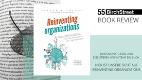 Book Review - Reinventing Organizations von Frederic Laloux