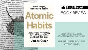 "Book Review - ""Atomic Habits"" von James Clear"