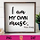 Thumbnail: I Am My Own Muse SVG | Frida Kahlo SVG | Quote SVG