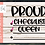Thumbnail: Proud Checklist Queen SVG PNG DXF EPS