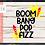 Thumbnail: Boom Bang Pop Fizz / Fireworks SVG PNG DXF EPS