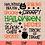 Thumbnail: Halloween Subway Art SVG