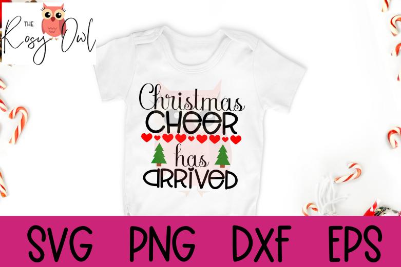 Christmas Cheer SVG | Christmas SVG
