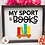 Thumbnail: My Sport is Books SVG | Book Nerd SVG