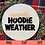 Thumbnail: Officially Hoodie Weather SVG   Fall Time SVG